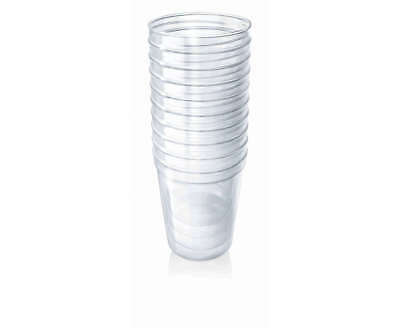 2 X Philips Avent Refill Via Cups (10 cups X 240ml)