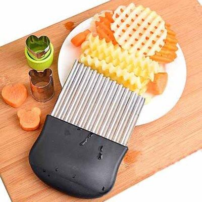French Fries Cutter Potato Chips Peeler Kitchen Cut Tools Fruit Vegetable Making