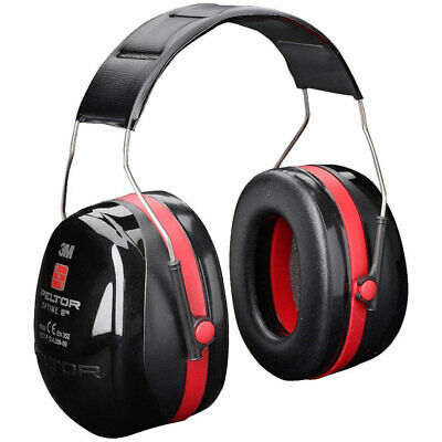 3M Peltor Optime III Hearing Protection Ear Defenders Muffs with Headband 35dB