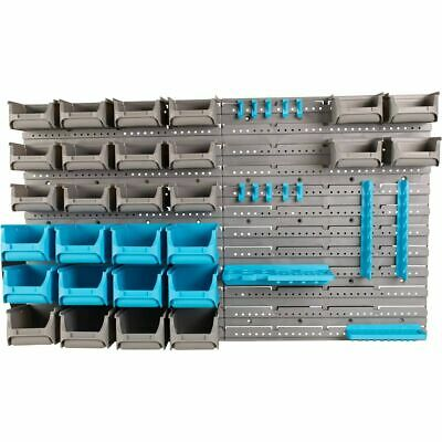 SCA Multifunction Plastic Organiser System - 44 Pieces