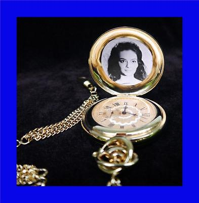 Music Pocket Watch from FOR A FEW DOLLARS MORE - Clint Eastwood - Christmas Gift