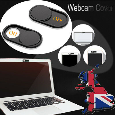 WebCam Cover Camera For Laptop Computer LCD Tablet iPad Phone Protect Privacy UK