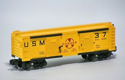 American Flyer S Scale Train Only Set - 1959 Defender