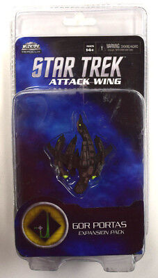HeroClix Star Trek Attack Wing - Gor Portas Expansion Pack