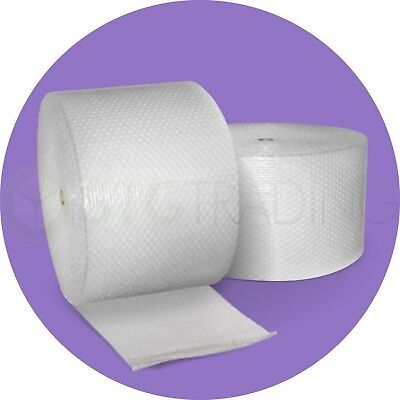 Bubble Wrapping Wrap Roll Small 300mm x 100m Packing Materials