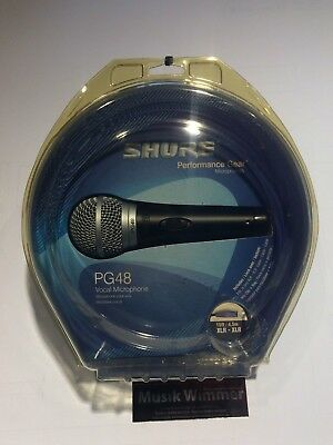 Shure Performance Gear Microphones