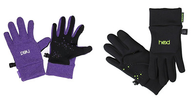 NEW HEAD KIDS Touchscreen Compatible Texting Winter Gloves - S / M / L