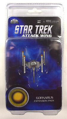 HeroClix Star Trek Attack Wing - Gornarus Expansion Pack