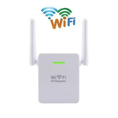 WiFi Signal Booster Broadband Range Extender Adapter Fast Wireless Connection
