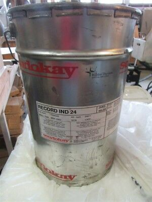 50 Pounds of Soudokay Record IND 24 Agglomerated Flux