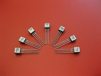 J113 N-CHANNEL JFET SWITCH TRANSISTOR TO-92 PACKAGE ( Qty 20 )