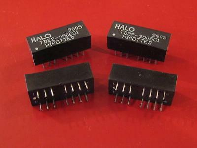 4 Pcs Halo Td22-3506G1 Telecom Transformer Hipotted  *** New ***
