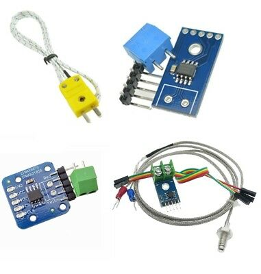Competitive MAX6675 MAX31855 Module + K Type Thermocouple Sensor for Arduino UK