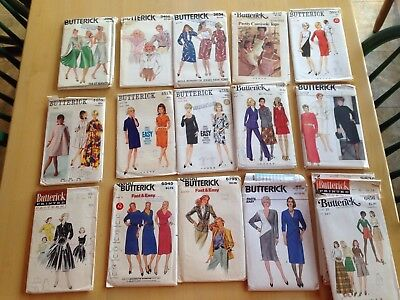 Vintage Butterick Sewing Pattern Uncut, Choose Your Style