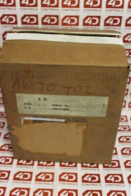 Bailey EQ10 Temperature Transmitter 4-20mA 12-42VDC - New Surplus Open