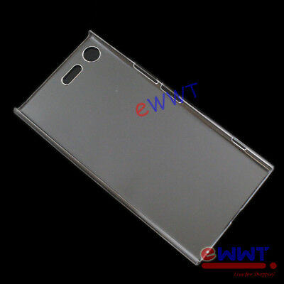 for Sony Xperia XZ Premium Dual Sim G8142 Clear Crystal Cover Hard Case ZVCF697