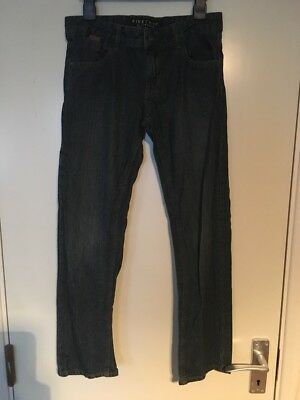 Firetrap Blackseal Kids Jeans Age 10-11