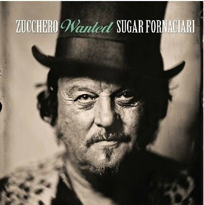 Zucchero Wanted The Best Collection Remastered 3Cd+Dvd Nuovo Sigillato