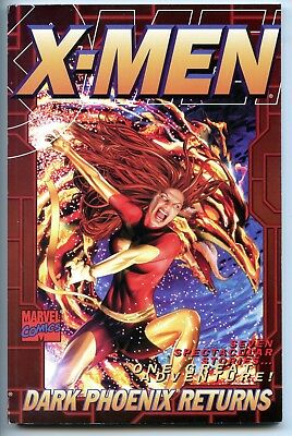 X men: Dark Phoenix Returns Vol 2. Graphic Novel Paperback