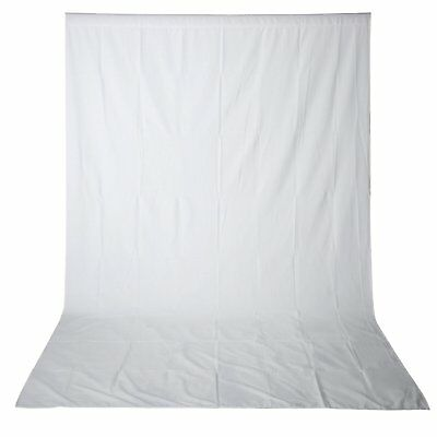 Neewer®​​ 10 x 12FT / 3 x 3.6M PRO Photo Studio 100% Pure Muslin Collapsible for