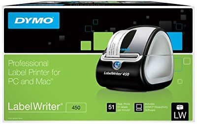 Dymo LabelWriter 450 Étiqueteuse de Bureau (Version IT/ES)