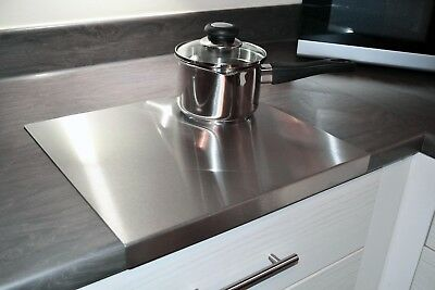 Stainless Steel Worktop Chopping Board Hot Pan Work Top Protector Stand