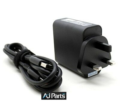 New Replacement Power Supply for Lenovo ADL65WLD UK SELLER FAST POST