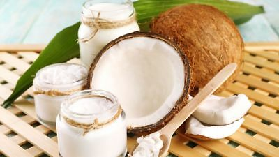 Extra Virgin Coconut Oil, Organic, Pure, Raw for Cooking 25g - 5kg Cold Pressed