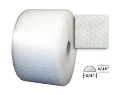 "Bubble + Wrap 3/16"" 700 ft x 12"" Small Padding Perforated Shipping Moving Roll"