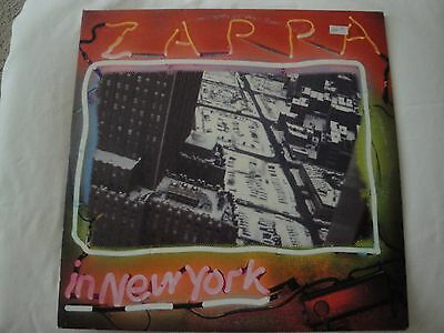 FRANK ZAPPA In New York 2-LP DiscReet 2D-2290 Vinyl Mothers Of Invention Ex