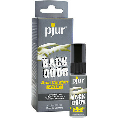 Lubricante PJUR BACK DOOR ANAL SERUM COMFORT 20ML | SEXY SAN VALETIN