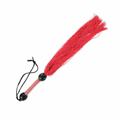 Fantasia Erotica Sex Mischief Fusta Medium Whip Roja  35Cm | Sexy San Valetin