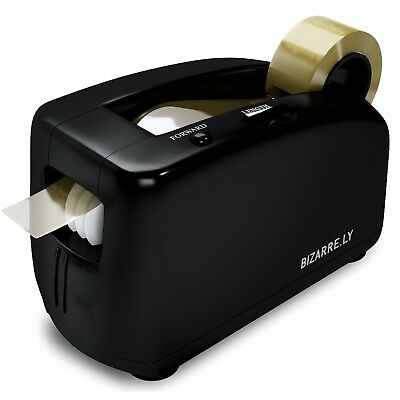 Automatic Electric Tape Dispenser by Bizarre.ly - Professional Heavy Duty Off...