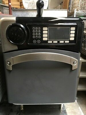 Rapid Accelerated Cook Convection Microwave Oven TurboChef NGC #7349 Commercial