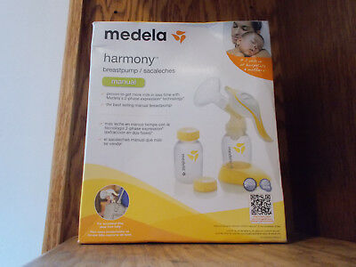 Medela Harmony Manual Breastpump, Used