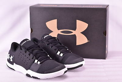 Men's Under Armour 1295776001 Limitless Training Shoes Black