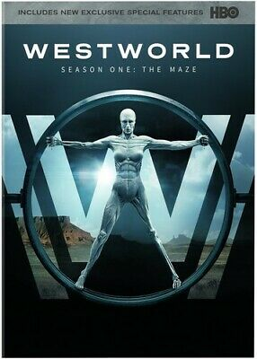 Westworld: The Complete First Season [New DVD] Amaray Case