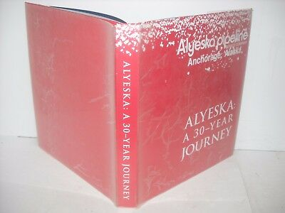 Alyeska: A 30 Years Journey ~ Fine Hardback with clear DJ, Oversize ~ Free S&H