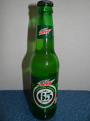 2012 Full Mountain Dew 65 Years A Southern Tradition 1947 12 Oz Bottle Free Ship