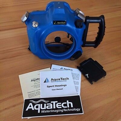 AquaTech ND-7 Underwater Housing for Nikon D700 - Unterwasser Gehäuse