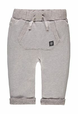 ´Marc O´Polo Newborn Boys Sweathose / Jogginghose gr. 56 light gray melange