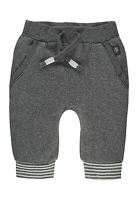 ´Marc O´Polo Newborn Boys Sweathose / Jogginghose gr. 56 dunkel gray melange