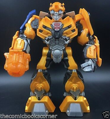 Transformers Dark of the Moon Revving Robots BUMBLBEE 100% Complete Movie