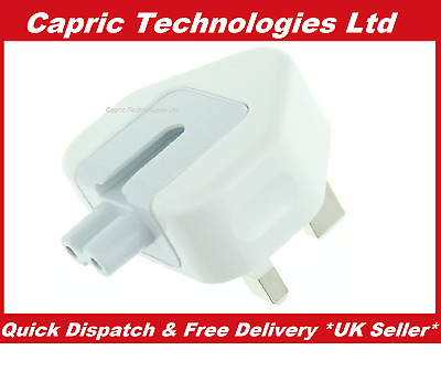 Brand New Magsafe Adaptor UK 3 Pin Power plug for Apple Devices CE Approved