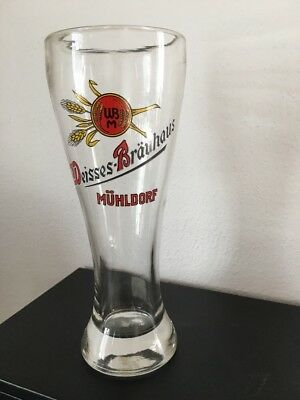 paulaner 3 liter weissbierglas mundgeblasen top eur 39 00 picclick de. Black Bedroom Furniture Sets. Home Design Ideas