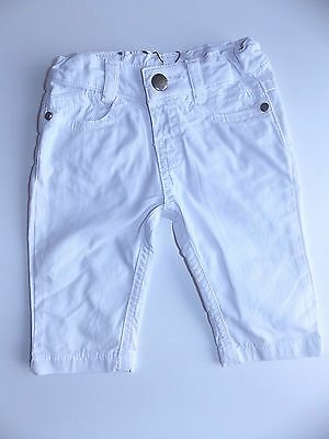 bellybutton Newborn Unisex Hose gr. 56 / 2 Monate bright white / weiß