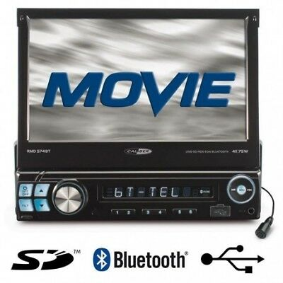 CALIBER RMD574BT Autoradio écran tactile 7' USB SD - autoradio double din