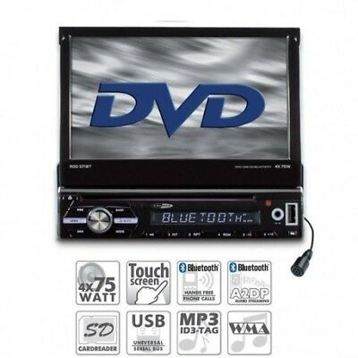 CALIBER RDD571BT Autoradio DVD / USB / SD / Bluetooth - autoradio double din