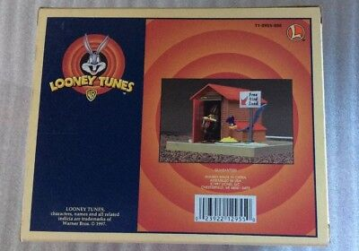 Looney Tunes Lionel 145: Wile E Coyote And Road Runner Ambush Shack 6-12955