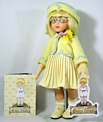 Mary Engelbreit Ann Estelle May Day Tonner Doll Collection 1999